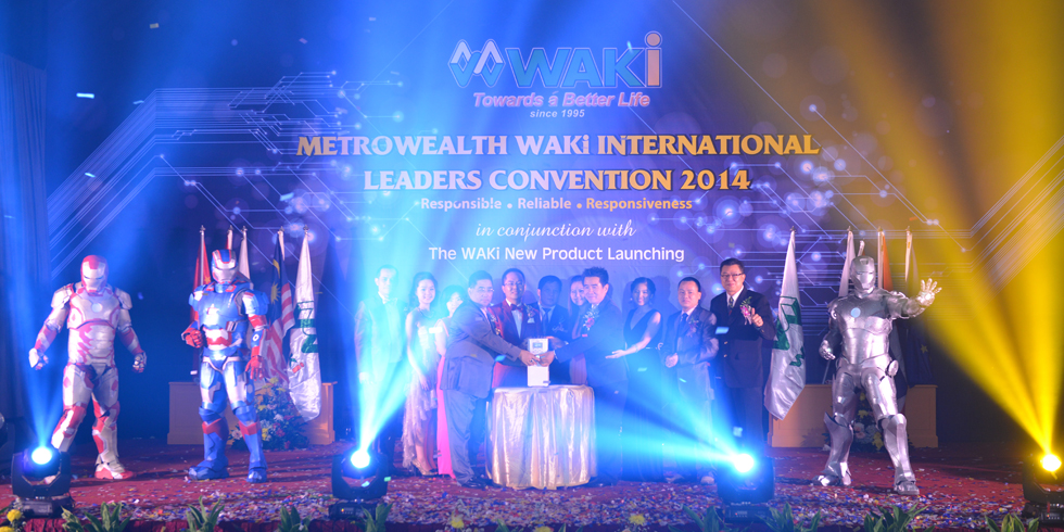 Metrowealth WAKi International